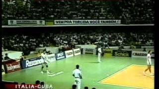 Generazione di Fenomeni_Zorzi, Lucchetta, Despaigne e i mondiali 1990