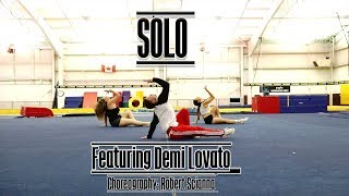 Dance Choreography to Solo: Clean Bandit ft Demi Lovato