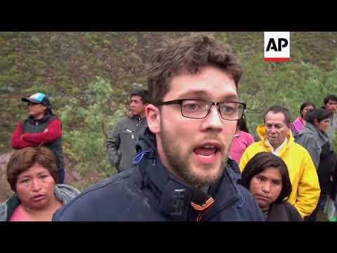 Four German tourists dies in Peru bus crash