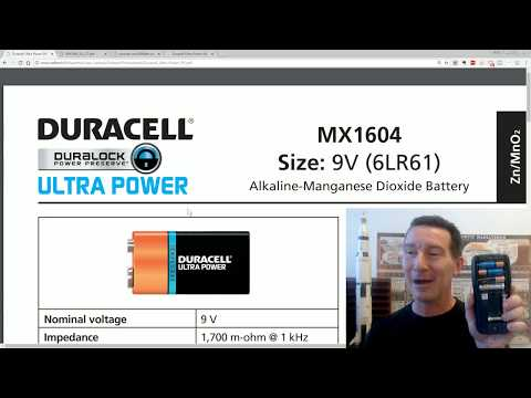 Why Use AA's Instead of 9V Batteries in Multimeters?