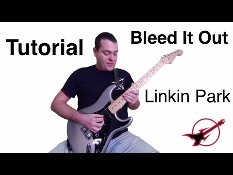 Bleed It Out Guitar Chords - Linkin Park - Khmer Chords