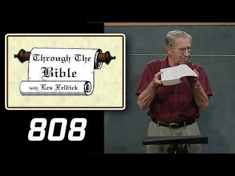 [ 808 ] Les Feldick [ Book 68 - Lesson 1 - Part 4 ] But Christ - Liveth in Me |d
