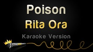Rita Ora Poison Karaoke Version