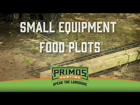 Small Equipment Food Plots