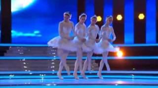 Russisches Staatsballett - Schwanensee 2011