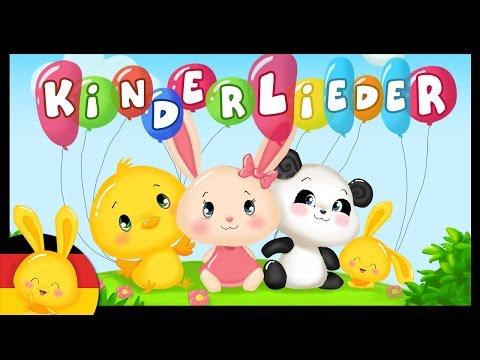 Kinderlieder deutsch - Kinderlieder zum Mitsingen - 45min - Titounis