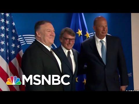 President Donald Trump & Ukraine: Quid Pro Quo? | On Assignment with Richard Engel | MSNBC