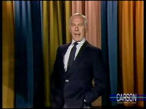 Johnny Carson Jokes About Wearing Pastel Underwear in his Full Monologue,  Apr 1986 - YouTube