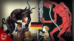 Die gruseligste deutsche Legende! Der Krampus!