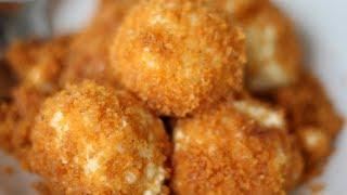 Magda's Sweet Cheese Balls