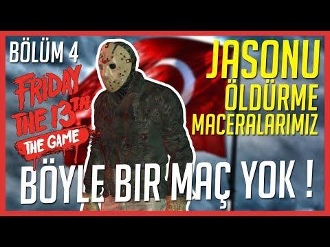 TÜRKİYE'YE LAF EDEN JASON'U ŞAMARLADIK   Jason'u Öldürme Maceralarımız #4