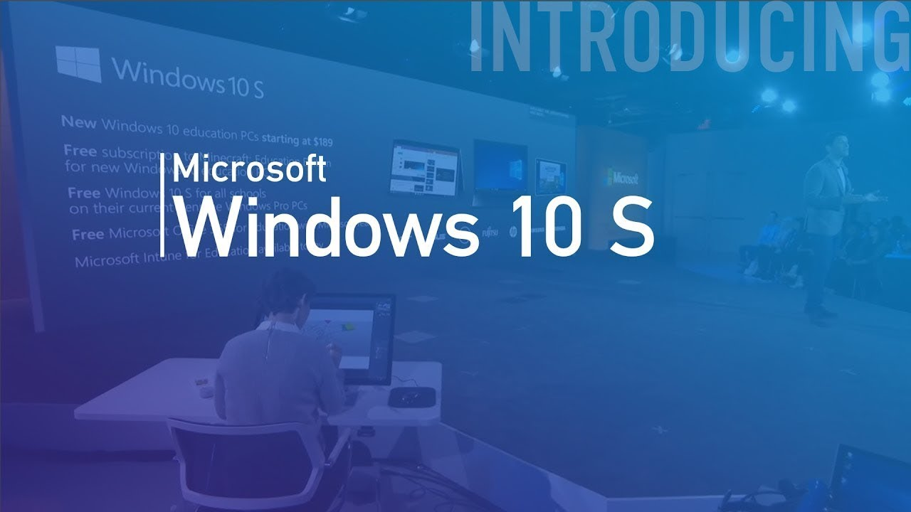 How To Windows 10 S