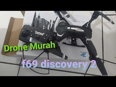 Фото Drone murah f69 discovery 2 sudah kamera / rc drone / hoby rc