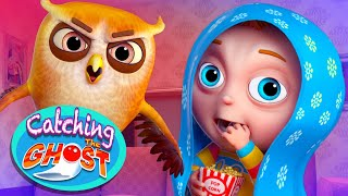 TooToo Boy - Catching The Ghost | Cartoon Animation For Children | Videogyan Kids Shows