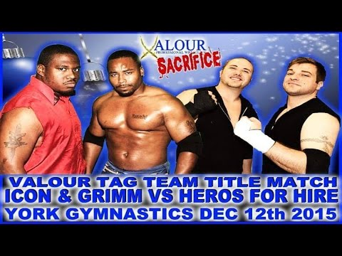 Adam talks to the UWE Tag Team Champs, the BFF's from YouTube · Duration:  1 minutes 34 seconds
