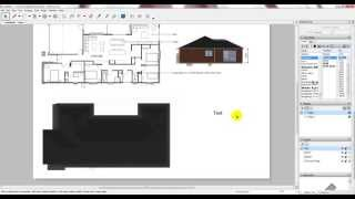 Layout Sketchup Introductory Tutorial and PlusSpec model demonstration.