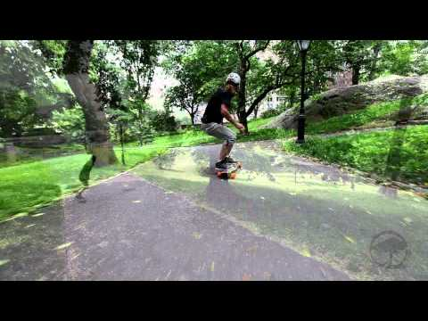 Arbor Skateboards: Adam Crigler Rips New York City