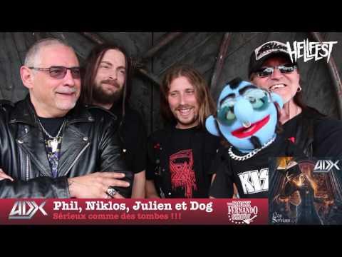 ADX - Hellfest 2016