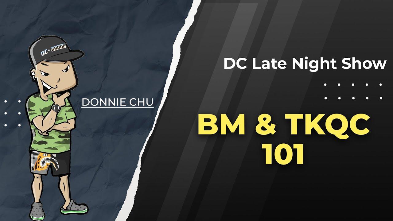 DC Late Night Show: BM 101 – Tất Tần Tật Về BM & TKQC Cho New Bie