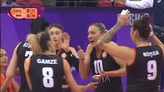 Minas x Eczacibaşi VitrA | 2018 Women's Club World Championship  | Semifinal 1set