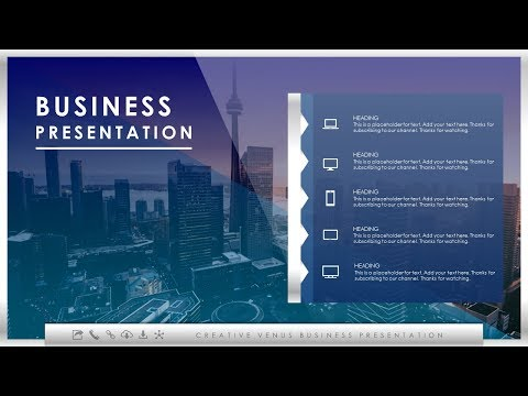 How To Create an Impressive Slide Design for Business Presentation in Microsoft PowerPoint PPT