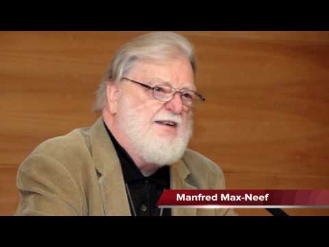 Manfred Max-Neef on Barefoot Economics Part 1 of 2