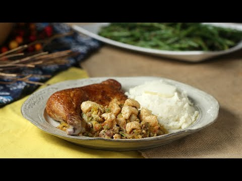Mofongo Stuffing To Elevate Your Thanksgiving Sides • Tasty