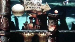 PS1 Gameplay: 'Skullmonkeys'