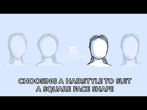 choosing-a-hair-style-to-suit-a-square-face-shape
