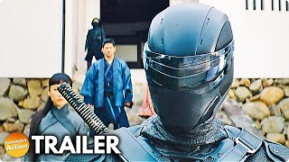 SNAKE EYES (2021) NEW Warrior Trailer | Henry Golding,Iko Uwais Martial Arts Action Movie