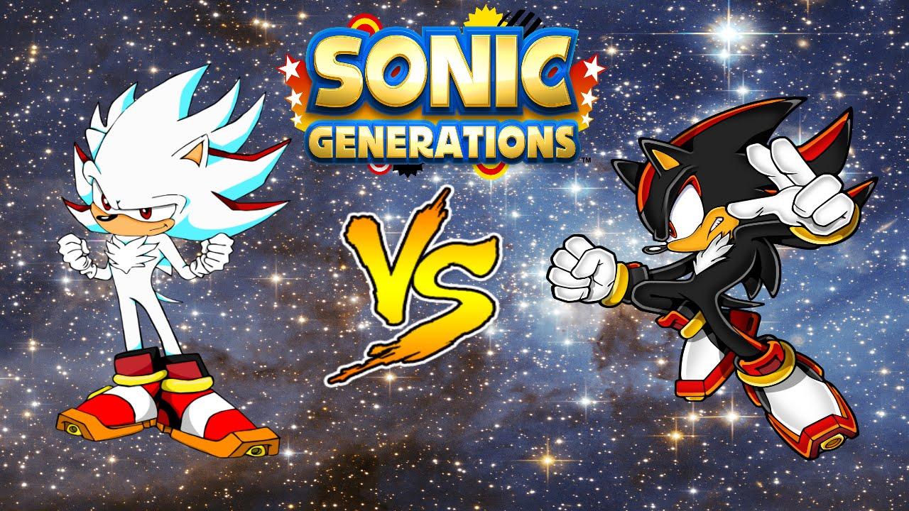 Sonic Generations PC- Hyper Shadic Mod By UltimateDarkman ...