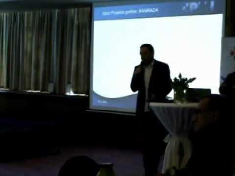 PMI Croatia Forum 2012 - Projekt godine