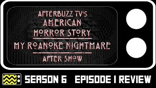 American Horror Story Season 6 Episode 1 Review & After Show | AfterBuzz TV