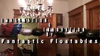 Greatest Toys in the World!   Fantastic Floatables Amazing Neutral Buoyancy Toy Balloons