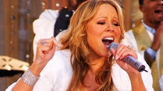 Baixar Mariah Carey - 5th Octave 'Belted' High Notes LIVE! (C5-A5)