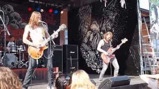 Pet The Preacher - 'Let Your Dragon Fly' @ Metal Magic Festival 11th July 2013!