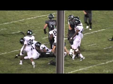 #6-Chris Simmons-OLB/WR-Palmdale High School-2015 Mid-Season Highlights