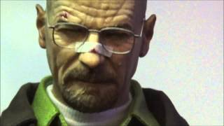 Joebizz34 Reviews Master Works 1/6 Bad Reaction (Breaking Bad)