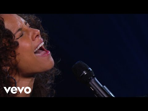 Alicia Keys  If I Aint Got You Piano & I: AOL Sessions +1
