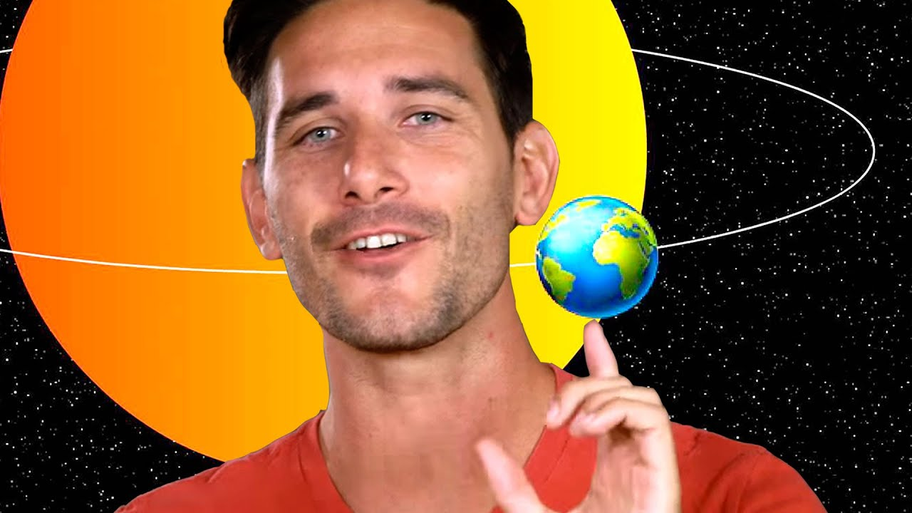 ¿De verdad se mueve la Tierra alrededor del Sol?