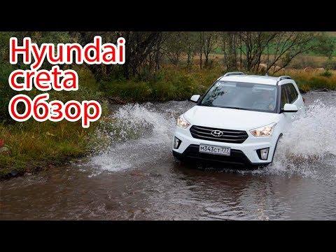 Hyundai creta Маленький Кросовер который Удивил