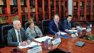 Заседание Подкомитета по экспертизе промышленной безопасности, 27.11.18