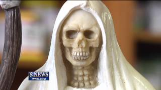 A Saint for Sinners: The Worship of Santa Muerte