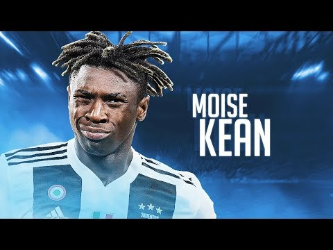 Moise Kean - Goal Show 2018/19 - Best Goals for Juventus