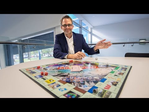 Do not pass go: Monopoly reflects real-life housing crisis