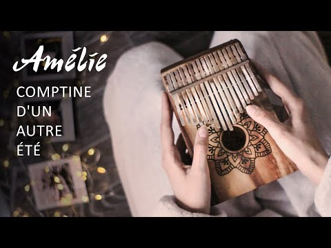 [kalimba Cover] Amélie OST – Comptine D'un Autre été (Yann Tiersen) – Eva Auner