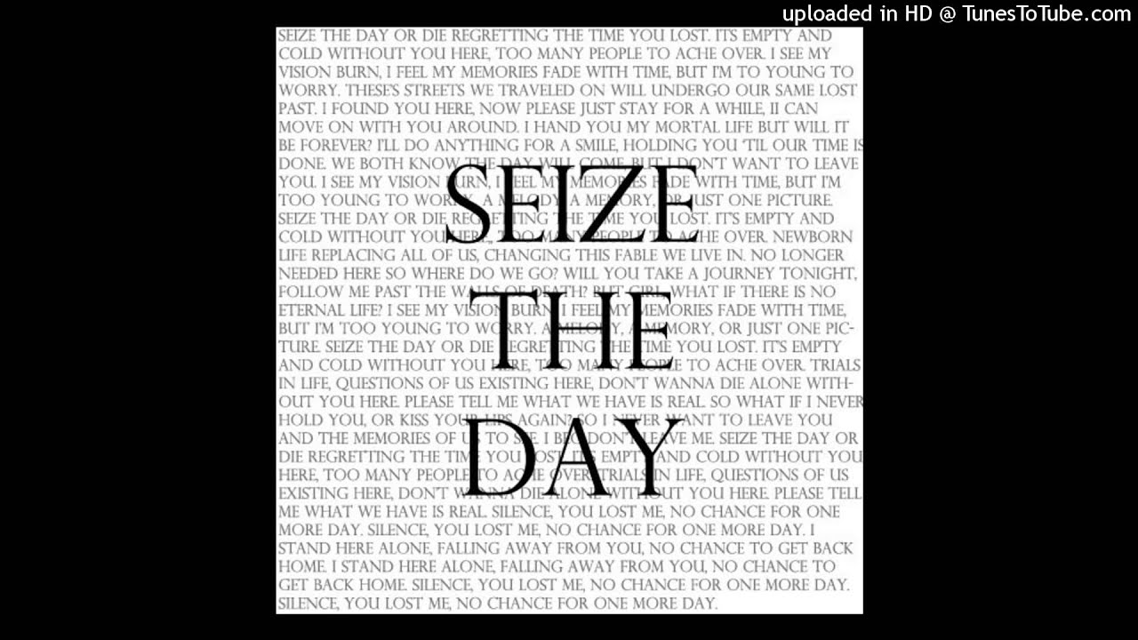 a7x seize the day instrumental