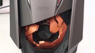 Preview ASUS GT51 - un Desktop PC de gaming dus la extrem