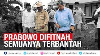 Prabowo Difitnah, Semuanya Terbantah ~ Fahri Hamzah Bercerita [VLOG]