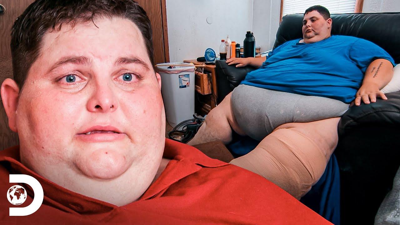 Irmãos obesos relatam compensações por falta de afeto dos pais | Quilos Mortais | Discovery Brasil